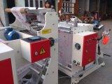 Automatische Supereinzelne Hochgeschwindigkeitszeile Shirt-Beutel, der Maschine herstellt
