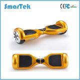 Smartek la mayoría del patín eléctrico Hoverboard de la rueda de Patinete Electrico dos de la vespa del balance del uno mismo 6.5 de la pulgada popular con la batería S-010-Cn del LG Samsung