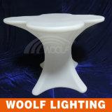 Tabelle domestiche moderne della mobilia LED per sala da pranzo