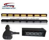 Guides optiques directionnels de avertissement de bâton de flèche de DEL (LED44-7A)