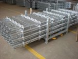 ISO9001 de gediplomeerde Fabriek van de Steiger Wuxi