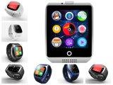 2017 형식 4G SIM 카드를 가진 이동할 수 있는 셀룰라 전화 실리콘 Smartwatch