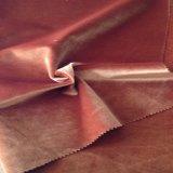 Polsterung-Polyester-Silk Samt-Gewebe 100% in Haining