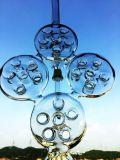China-beste Qualitätsrauchendes Wasser-Glasrohr