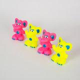 Elefant-Form-Hundevinylspielzeug-Haustier-quietschendes Spielzeug