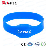 MIFARE più il Wristband del silicone di X 2k RFID NFC