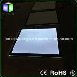 Casella chiara di arte sexy con la casella chiara del cristallo LED