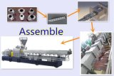 Parafuso Loader / Screw Conveyor for Lifting Powder ou Plastic Pellet