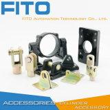 ISO 15552 de StandaardTc Steun van de Cilinder van het Type