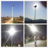 Réverbères solaires installation et déménager faciles