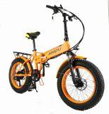 bici eléctrica urbana plegable 20inch 4.0 con la rueda gorda del neumático