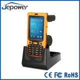 Terminale tenuto in mano di frequenza ultraelevata di Ht380A, PDA tenuto in mano con il lettore di frequenza ultraelevata RFID