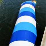 Gota inflável da água, lançamento da catapulta da água, brinquedos infláveis da água