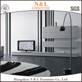N&L самонаводят шкаф TV мебели самомоднейший с аттестацией SGS