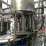CIP 청소 연결을%s 가진 과일 주스 병 음료 충전물 기계