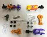 Coche de deslizamiento con la despedida de los juguetes de la asamblea de DIY para los niños