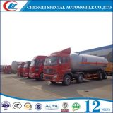 Dongfeng 8X4 35000L LPG 수송 엄밀한 트럭