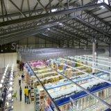 Costruzione commerciale prefabbricata della struttura d'acciaio per il supermercato