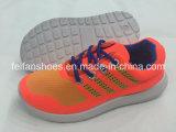 最新のデザイン子供の注入のズック靴のスニーカーのスポーツの靴(FF-7-04)