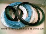 PVC上塗を施してあるワイヤー0.8mm-4.0mmが付いている電流を通された鋼線すべてのカラー