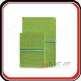PU жесткий футляр дневник Cuadernos ноутбук Custom