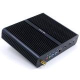 Computador do PC do núcleo I7 7500U de Kabylake mini com o RAM 8G