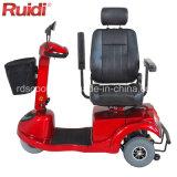 Drei elektrischer behinderter Roller des Rad-elektrischer Roller-Dreirad400w