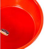 gebruikte het Klassieke Rood van 39cm Bassin/Emmer/dagelijks Ton/Pot