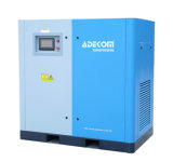 De lucht koelde Oil-Lubricated Elektrische Roterende Stationaire Compressor van de Schroef (KD75-08)