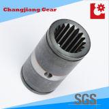 Boccola personalizzata dissipante della scanalatura dell'asta cilindrica con il trattamento termico