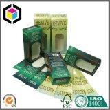 Caixa de empacotamento de papel farmacêutica da medicina da cópia de cor
