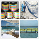 Rede de pesca especiais de fibra de polietileno UHMWPE