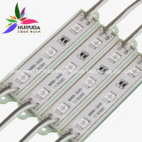 3LED SMD5050 de color verde del módulo de epoxi 75*12 Módulo LED impermeable