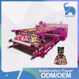 Multifunktionstextil-Kleidungs-Sublimation-Rollen-Wärme-Presse-Maschine 170cm