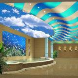 Красивейшая пленка потолка PVC нутряного украшения водоустойчивая мягкая напечатанная