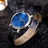 Della vigilanza calda dei 366 orologio di lusso blu di affari di stile uomini di modo per gli uomini
