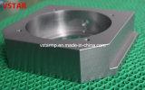 Pièce en acier de usinage de commande numérique par ordinateur de haute précision d'usine de la Chine ISO9001 par le fraisage