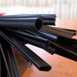 Guarnizione di gomma nera del PVC del silicone di EPDM per la finestra ed il portello