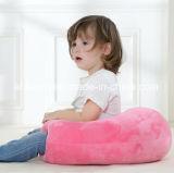 Круглые мягкие ткани розового цвета детский матрац с РР хлопка