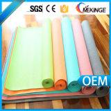 Le meilleur couvre-tapis de vente Eco de yoga de gymnastique fabriqué en Chine, le meilleur prix !
