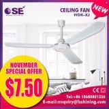 Appareil ménager ventilateur de plafond national moderne d'usine de 56 pouces