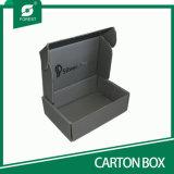 관례에 의하여 인쇄되는 주름을 잡은 접히는 서류상 수송용 포장 상자