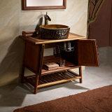 Vanidad de los muebles del cuarto de baño de la antigüedad del estilo chino