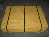 Cartabón del doble del filo de la niveladora de D20p 175-10-26310 plano