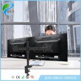 Corchete del monitor del sostenedor del monitor del montaje del escritorio del monitor de la visualización Ys-D29c de la Dual-Pantalla de Jeo