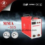 De Machine van het Lassen van de omschakelaar MMA (igbt-250/315/400/500)