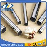 ASTM 201 304 316 321 inconsútiles y tubo de acero inoxidable soldado