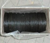 Collegare temprato nero Twisted del doppio collegare di Bwg 18