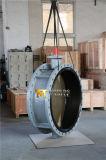 Dn1100 알루미늄 청동 C95400 디스크 (CBF02-TF01)를 가진 두 배 플랜지 나비 벨브