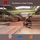 Piatto d'acciaio di Materialastm A242 Corten della costruzione per costruzione